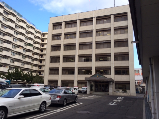仙台北警察署