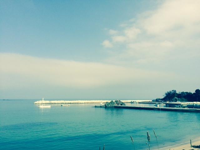 大谷海岸(気仙沼市)