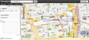 仙台駅からの距離